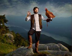 """#Lavazza 2014 calendar: Carlo Cracco """"The perfect egg"""" September – October"""