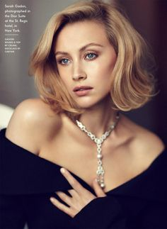 Vanity Fair - Woman With A Past.  October 2014.  Photogaphy by Alexi Lubomirski.