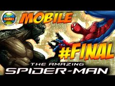 The Amazing Spider Man Mobile Parte #Final Java Game Touch