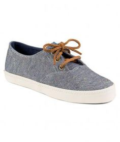 This nautical-inspired style offers a sporty alternative to boat shoes, making this pair an ideal option for an active afternoon. With summer whites and denim, the combination is right on trend (but looks effortless). Also available in red.