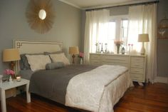 Rebecca's DIY in Style Bedroom  My Bedroom Retreat Contest