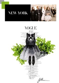 """Hi NY!"" by nellinka ❤ liked on Polyvore"