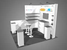 13 Best 10x10 Trade Show Booth Designs images | Trade show ...