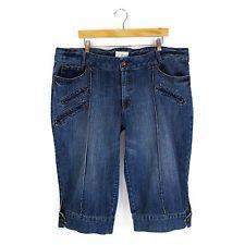 Item image Women's Plus Size Jeans, Plus Size Women, Denim Shorts, Shopping, Image, Fashion, Jean Shorts, Tall Women, La Mode