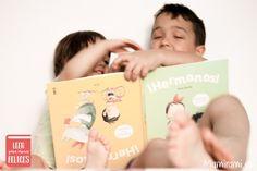 ¡Hermanos!: El divertidísimo cuento que refleja a la perfección la relación entre los hermanos