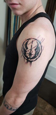 Jedi Tattoo, Rebellen Tattoo, Star Wars Tattoo, Symbol Tattoos, Hand Tattoos, Tatoos, Avengers Tattoo, Batman Tattoo, Simbolos Star Wars