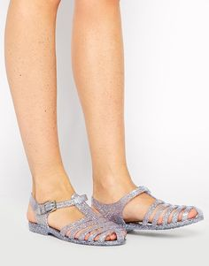 ASOS FRUITY Jelly Sandals