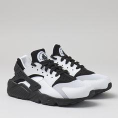 free shipping 3f2fa a1072 Nike AIR Huarache Run 634835-101 - SNEAKERS DAME - Hooha ❤️