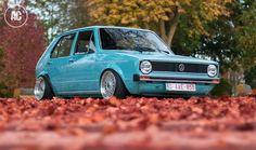Volkswagen Golf Mk1, Vw Mk1, Jetta Mk1, Mercedes Benz Sls, Golf 1, Custom Cars, Motor Car, Volvo, Vintage Cars