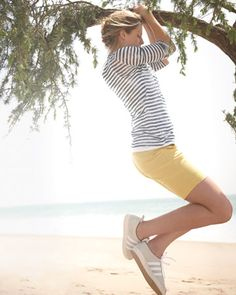 Get outside with these 9 Outdoor Fitness Moves, Wholeliving.com