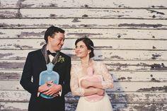 Celeste and Alten's Australian Winter Wedding Photo by Solas Weddings