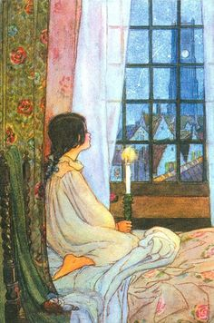 Florence Harrison - a falling star