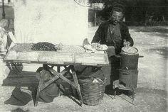 Çerezci, 1925...İstanbul