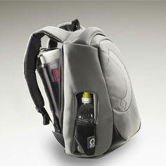 Tas dengan fitur keamanan dan kenyamanan