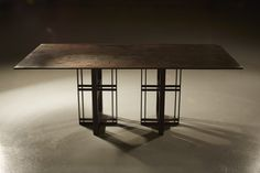 Athwart Dining Table  http://www.novocastrian.co/athwart