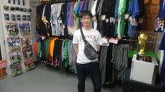 【新宿2号店】2014.05.18 バスケ用品一式をお買上いただきました(^^♪新しいバッシュでさらにいいプレイしちゃってください☆ #nba