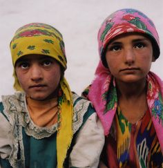 Asia - ethnic Tajik/Pamir , Tajikistan