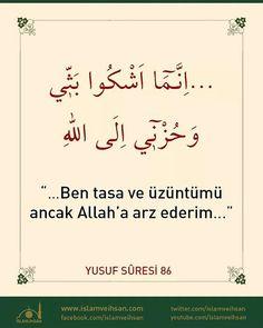 Hergün Bir Dua Almak İçin Sayfamızı Takip Edin... #islamveihsan