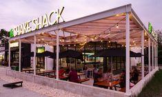 Cabin John Shopping Center | MV+A Architects | MV+A Architects Retail Architecture, Shopping Center, Planners, Architects, Cabin, Outdoor Decor, Commercial Architecture, Shopping Mall, Cabins