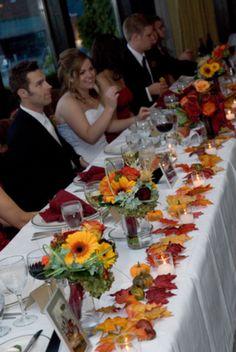 Amanda & Scott's Fabulous Fall Wedding