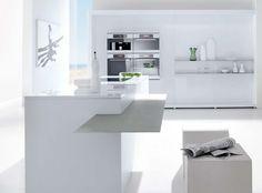 Häcker white kitchen 2