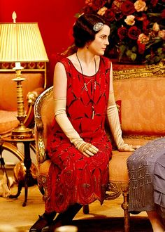 Lady Mary Crawley | Downton Abbey | Christmas special episode