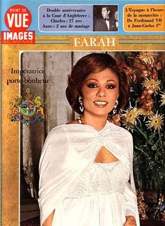 Farah Pahlavi,Empress of the People by Playing By Heart, via Flickr