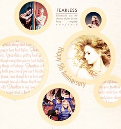 Happy 5 years of Fearless!