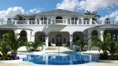 Honeymoon in a gorgeous and large villa