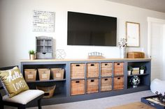 Here are some proofs that you can change cheap furniture into the luxury one. You can mix and match cabinets to create different looks by the line of shelves; lining them on wall, a row, so there's a space above for pretty things and plenty of hiding spots below. Upgrade your old kitchen cart; a fresh coat of gray paint, a chick marble top, and a shiny towel bar makes your kitchen helper as stylish as it is functional. Buy a dresser and add a bit of leather and brass will bring a character…