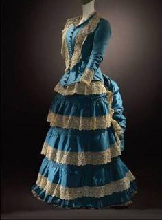 Resultado de imagen para vestidos de la epoca colonial en mexico