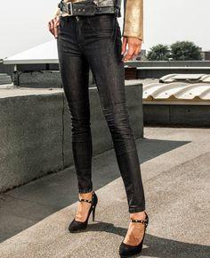 Pcube Black Jeans - Fashion that Rocks Jeans Style, Rocks, Black Jeans, Grey, Pants, Fashion, Gray, Trouser Pants, Moda