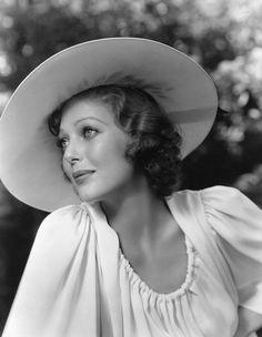 Loretta Young, 1930s.