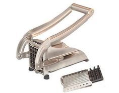 CONCORD Stainless Steel French Fry Potato Cutter Maker Slicer Chopper Dicer