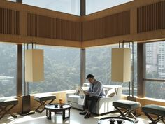The Upper House - Hong Kong Blending exceptional... | Luxury Accommodations