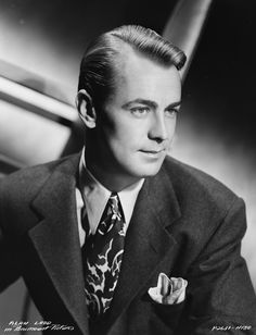 Alan Walbridge Ladd (September 3, 1913 – January 29, 1964) actor and film and television producer. Ladd found success in film the 1940s and early 1950s, particularly in Westerns and film noirs where he was often paired with Veronica Lake. SEE PERSONAL NOTE on the Hollywood Revisited board (Esther Luttrell)