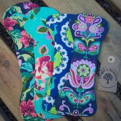 Find Reuseable Cloth Menstrual Pads on 'Bright n Beautiful Cloth Pads' on Facebook Menstrual Pads, Cloth Pads, Zero Waste, Lily Pulitzer, Bright, Facebook, Clothes, Beautiful, Ideas