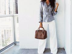 65c6ec36f7fe Lynnette Joselly  Best Tips On How to Wear Wide Leg Pants