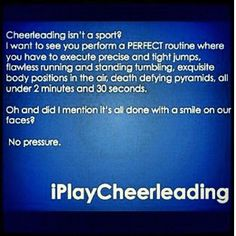 #cheer #cheerleader  #cheerleading #cheerisasport #cheerismylife #lovetocheer #livetocheer #stunts #flexible #flyers #bases #backspots #scorpion #jumps #tumble #tumbling #splits #makeup #nfinity #competitive #competitivecheer #allstars #itsacheerthing - @cheers_my_life- #webstagram