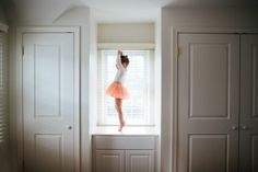 little ballerina in the window // you are my wild