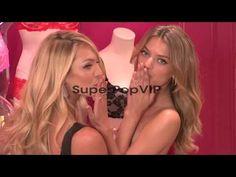 Candice Swanepoel and Bregje Heinen at Victoria's Secret ... - http://maxblog.com/16498/candice-swanepoel-and-bregje-heinen-at-victorias-secret-2/
