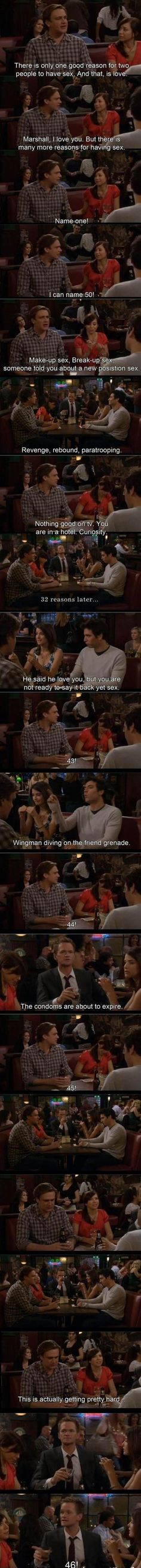 I LOVE How I Met Your Mother!!!