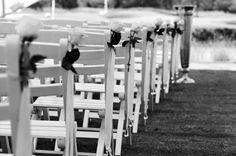 Stylish Wimbledon Chairs makes any wedding perfect