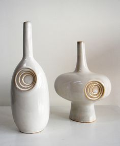 Mid-Century Pottery by Dee Speed, via Flickr