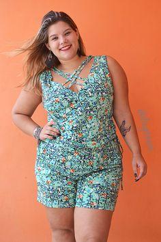 #RoupasPlussize Trabalhamos com tamanhos especiais, do 48 ao 60, blusa, short, macaquinho, macacão, calça, vestido, saia, vários modelos... Confira nossos modelos em www.bigteen.com.br/loja <3 #bigteen #modeloplussize #plussize #novamoda #modafeminina