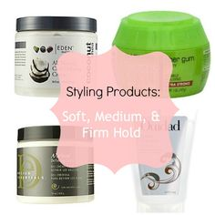 Styling Products 1