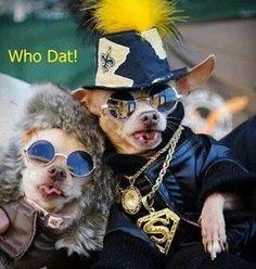 Who Dat Dawgs