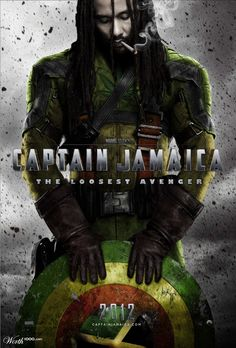 ❦ Captain Jamaica by noriss 1st place entry in Movie Madness 10.  Ya mon, you better respect!