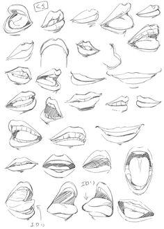 口の練習 [2]