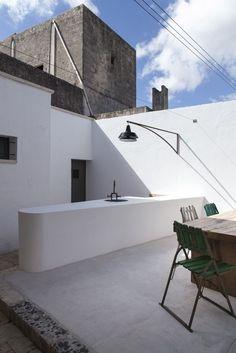 Progetto Di Ristrutturazione Di Una Porzione Di Un Palazzo Storico Nel Centro Storico Di Patù - Picture gallery